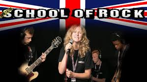 The British School of Rock